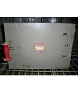 Frank Adam KLAMPSWFUZ S33KSF40333 400A 3p 240V Fused Panelboard Switch Used - $2,000.00