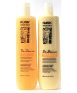 Rusk Sensories Brilliance Color Protect Grapefruit Honey Shampoo & Condi... - $32.99