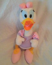 "Vintage Disney Applause DAISY DUCK 11"" Plush Item #14767 - $12.96"