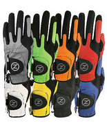 Zero Friction Golf Glove Mens Left Hand One Size Fits All - $13.49