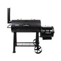 Grill Barbecue Smoker Steel Charcoal Outdoor BBQ Portable Patio Backyard... - £344.56 GBP