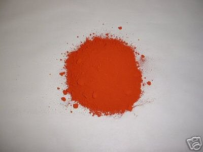 413-25 Light Red Concrete Cement Powder Color 25 Lbs. Makes Stone Pavers Bricks