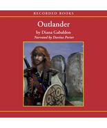 Diana Gabaldon's Outlander Series (9 Unabridged MP3 Audiobooks) - $26.00