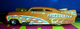 Hot Wheels car -  1949 Drag Merc - $4.25