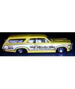 Hot Wheels - Custom 1966 GTO Wagon - $4.75