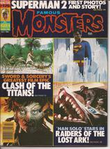 Famous Monsters Of Filmland #175 Superman Raiders Of The Lost Ark Han Solo - $9.95