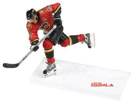 NHL Series 10: Jarome Iginla in Red Calgary Flames Uniform [Toy] - $19.59