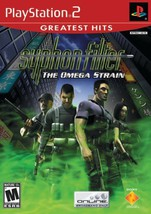 Syphon Filter: The Omega Strain [PlayStation2] - $3.91
