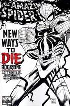 "Amazing Spider-man #568 ""Romita Jr Retailer Sketch Variant"" [Comic] by DS - €39,97 EUR"