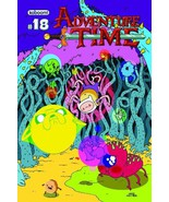 Adventure Time #18 (Regular Cover, Chosen Randomly) [Comic] by - $4.89