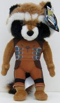 SDCC 2014 Marvel Guardians Of The Galaxy Rocket Raccoon Plush Exclusive - $49.95