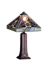 "Meyda Home Indoor Decoratives 18""H Solstice Accent Lamp- 1235-71004 - $321.30"