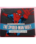 The Spider-Man Vault Museum In A Book w/Rare Collectibles Spun From Marvel - $49.95