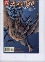 Man-Bat : Part 3 of 3 April 1996 [Comic] by Chuck Dixon; Flint Henry; Ed... - $3.42