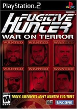 Fugitive Hunter: War on Terror [PlayStation] - $8.82