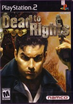Dead to Rights - PlayStation 2 [PlayStation2] - $3.91