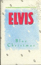 Elvis Blue Christmas (Cassette) #B60 - $8.99