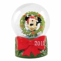 2011 JC Penney Mickey Mouse Christmas Snowglobe - €21,18 EUR