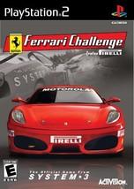 Ferrari Challenge - PlayStation 2 [PlayStation2] - $2.45