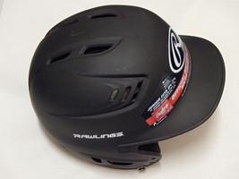 Rawlings R16 Series Matte Batting Helmet, Black, Junior - $21.95