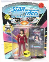 Star Trek The Next Generation - Counselor Deanna Troi [Toy] - $5.87