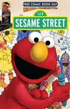FCBC 2013 Sesame Street and Strawberry Shortcake Flipbook (Free Comic Bo... - €1,59 EUR