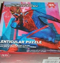 The Amazing Spiderman Lenticular 48 Piece 3D Puzzle [Toy] - $13.71