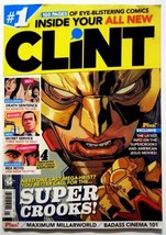 Clint Vol. 2 No. 1, June 2012. [Magazine] by Millar, Mark; Gibbons, Dave... - €7,98 EUR