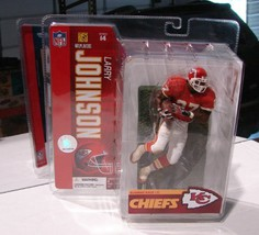 """McFarlane Toys 6"""" NFL Series 14 - Larry Johnson Red Jersey [Toy] - $19.59"""