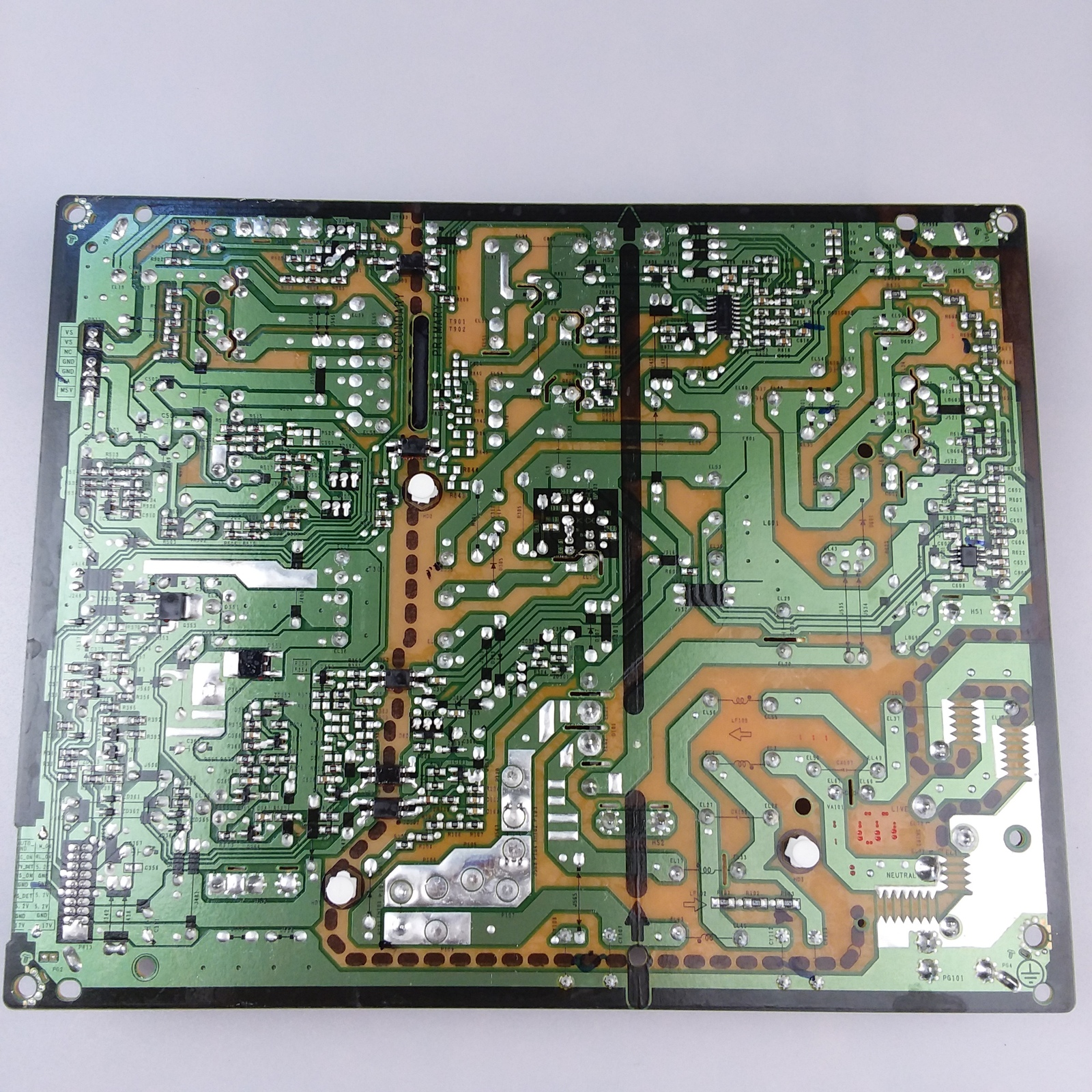"LG 50"" 50PB560B-UA Power Supply Board"