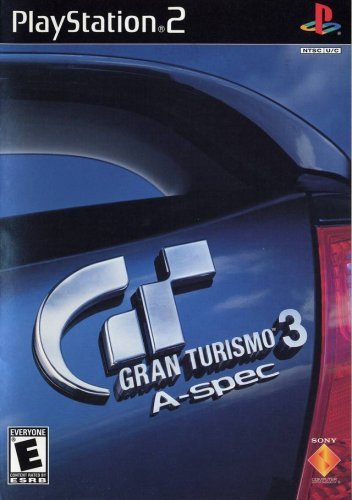 Gran Turismo 3 A-spec [PlayStation2] Unknown