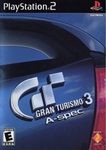 Gran Turismo 3 A-spec [PlayStation2] Unknown - $2.45