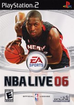 NBA Live 06 - PlayStation 2 [PlayStation2] - $2.45