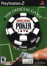 World Series of Poker - PlayStation 2 [PlayStation2] - $3.91