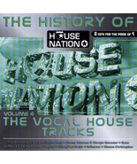 History of House Nation V.4 [Audio CD] Various Artists - $46.26