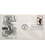 Feb. 15, 1965 First Day of Issue, Fleetwood Cover, Physical Fitness-Soko... - $32,82 MXN