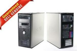 Dell Optiplex360 BareBone Chasis MotherBoard 775 PowerSupply & Case Cool... - $141.03