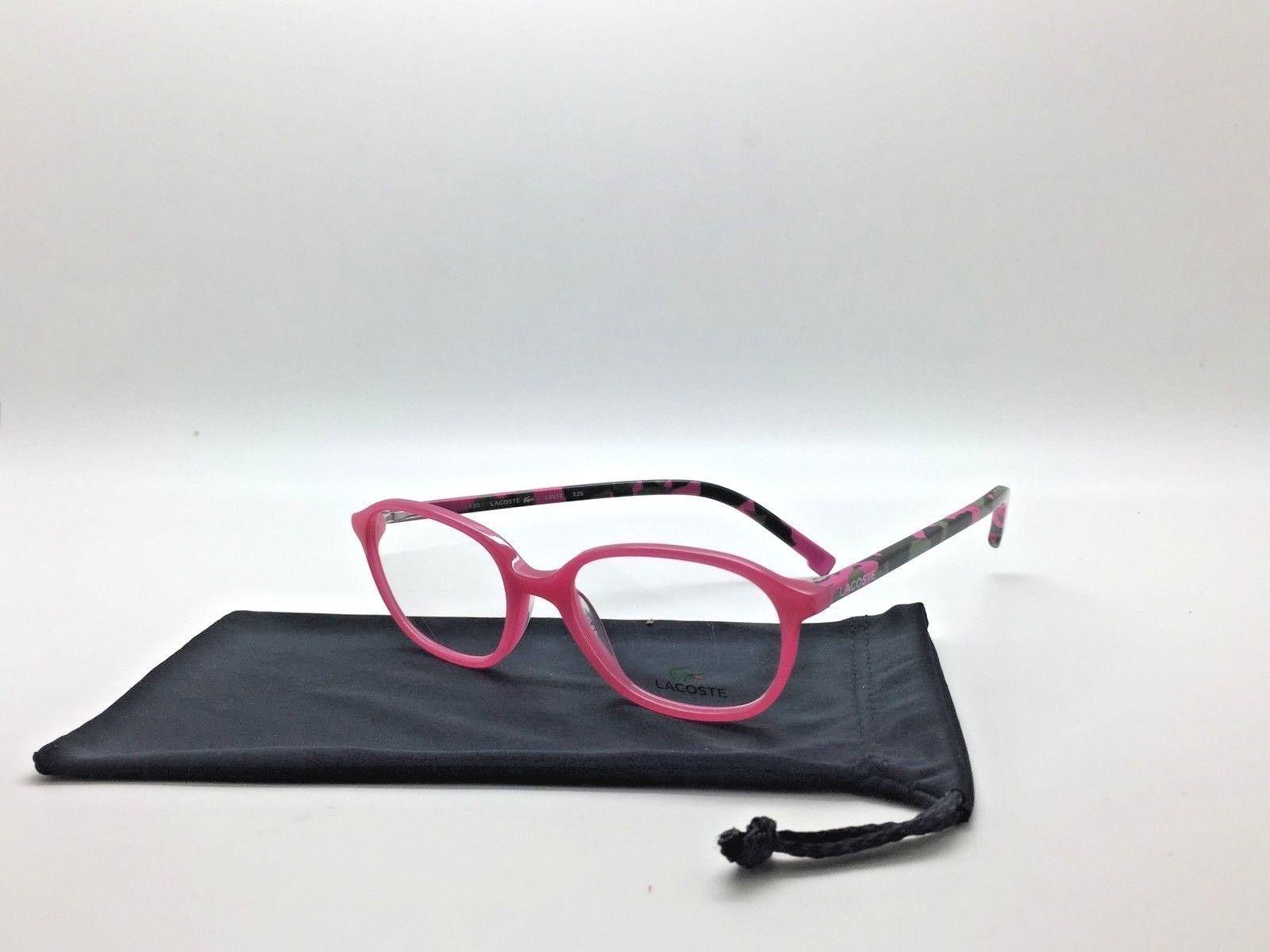 59e6e1e0e8 NEW Lacoste L3613 525 48mm Pink Optical and 47 similar items