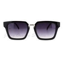 Designer Fashion Sunglasses Unique Retro Trapezoid Frame Unisex - $9.95