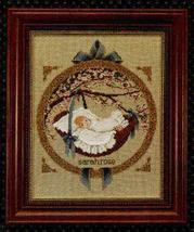 New Baby cross stitch chart Butternut Road Marilyn Leavitt-Imblum - $10.80