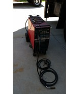 Lincoln Electric Idealarc SP-250 Mig Welder & magnum SG spool gun adapte... - $1,599.00