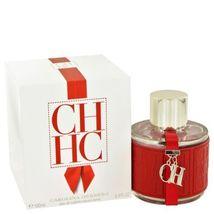 CH HC Carolina Herrera 3.4 oz Eau De Toilette Natural Spray. New & Sealed  - $50.00