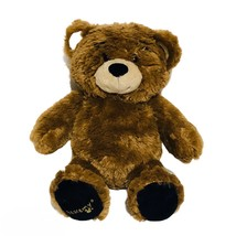 "Build A Bear Workshop Plush Bearemy Teddy Bear 16"" 2011 Brown BABW Stuff... - $18.93"