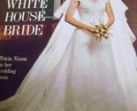 Vintage Life Magazine with Tricia Nixon in her Wedding Dress 1971
