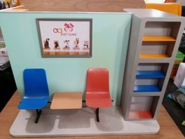 """Our Generation OG Healthy Paws Vet Clinic For 18"""" Dolls - $59.35"""