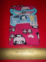 Fashion Gift Gerber Baby Clothes 18M Thermal Sleepwear Pink Panda Pajama Set - $6.64