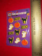 Craft Holiday Food Kit Halloween Candy Cake Decorations Set Boo Party To... - $3.79