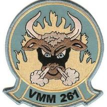 USMC VMM-261 Raging Bulls Patch & Sticker - $19.79