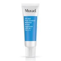 Murad Oil and Pore Control Mattifier Broad Spectrum SPF 45,  1.7oz