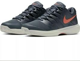 NEW Nike Women's Air Zoom Prestige HC Tennis Shoe blue/mango AA8024 401 Size 11 - $53.46